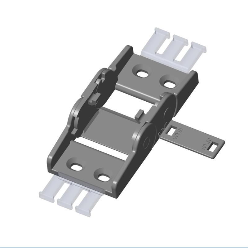 J15Q.1.30W拖链-JFLO金福隆桥式外侧开