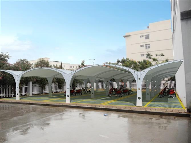 天津自行车车棚销售
