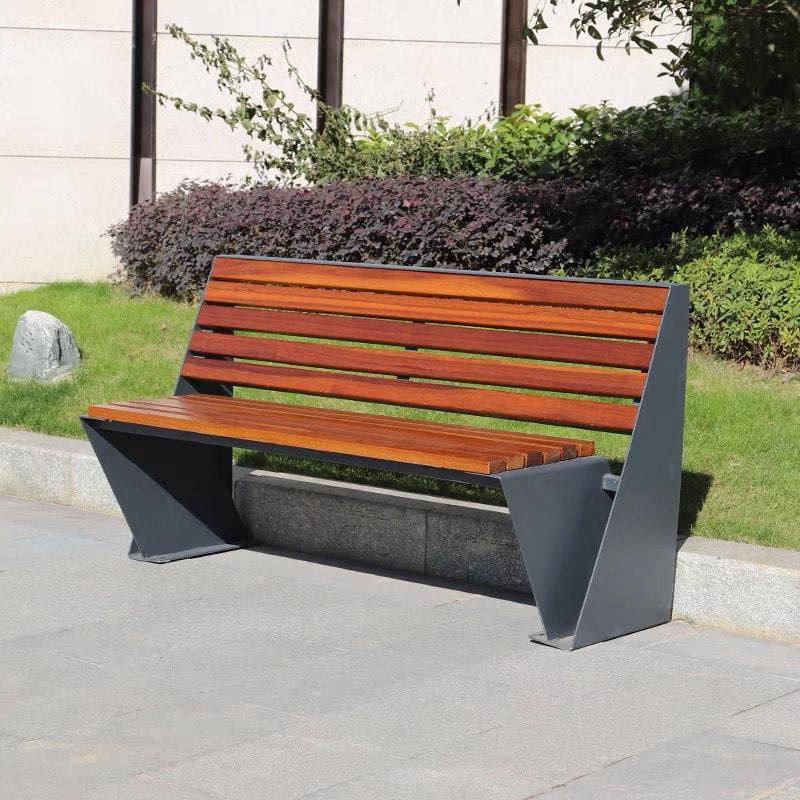 廣西歐式戶外椅售價,塑木戶外椅批發