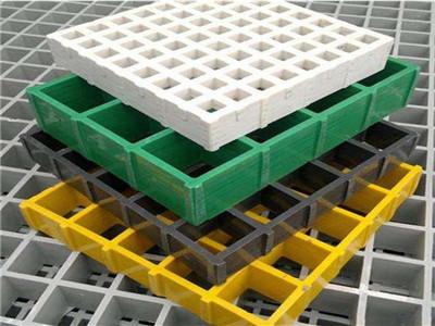 玻璃钢格栅板 鸽舍地网格 树池篦子树坑格栅 耐腐蚀抗氧化格栅