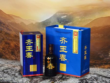 淄川芝麻香高粱酒代理价格