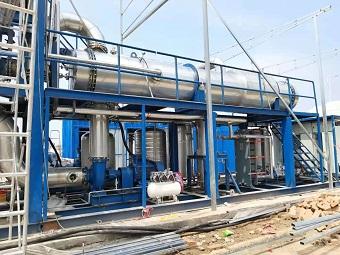 MVR渗滤液处理设备