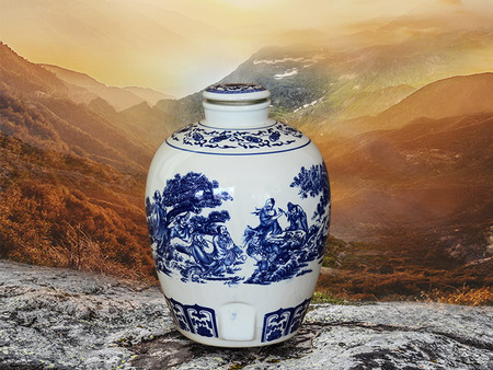 桓台齐王春经典浓香型白酒哪里有,淡雅浓香型白酒制作工艺