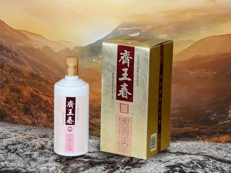 沂源齐王春经典浓香型白酒多少钱