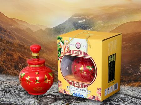 潍坊米香型原浆酒代理商