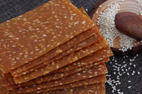 陈海龙芝麻红薯片