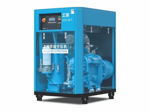 麗水2.0雙極永磁變頻空壓機壓力