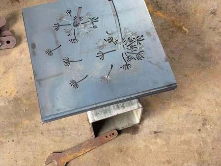 铁岭激光切割加工厂-本溪槽钢工字钢切割