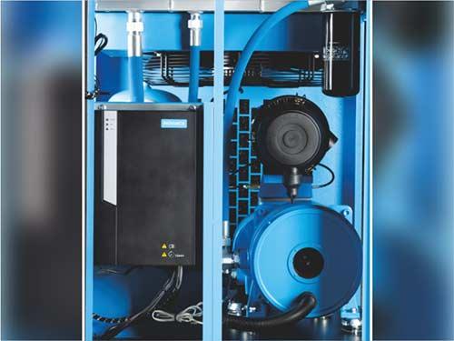 单级永磁变频空压机