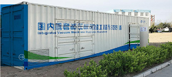 DTRO渗滤液处理设备出租