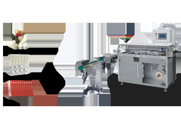 XWT系列 三维透明膜包装机