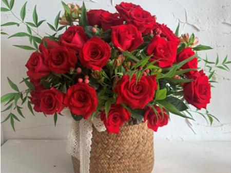 西安鮮花在線訂購價格-西安本地花店配送-西安鮮花店