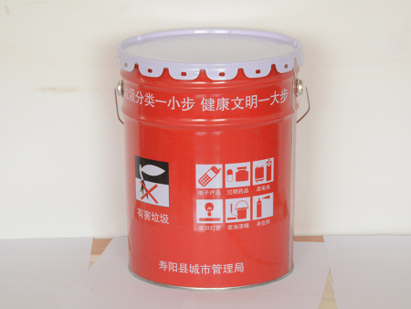 乳胶漆桶的选择注意事项介绍