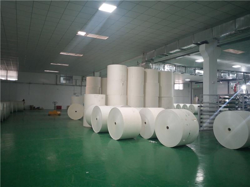 广东食品淋膜原纸供应