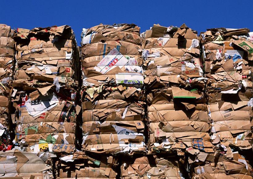西安回收废纸