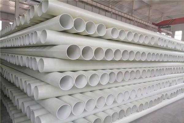 玻璃钢拉挤FRP80圆管标志桩道口桩线缆穿线管