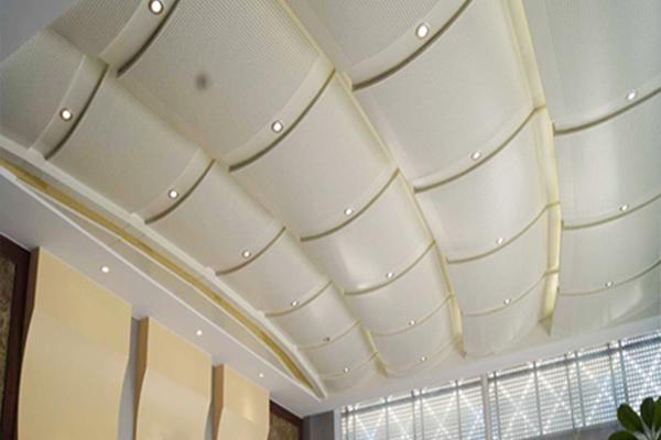 河北异性双曲铝单板生产商,穿孔铝单板厂家