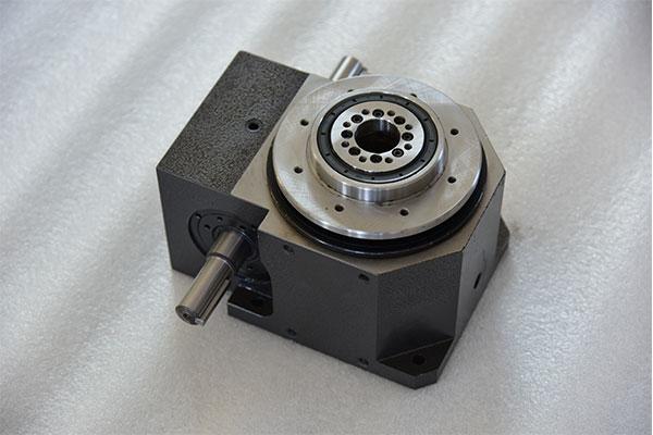 弧面型凸轮分割器