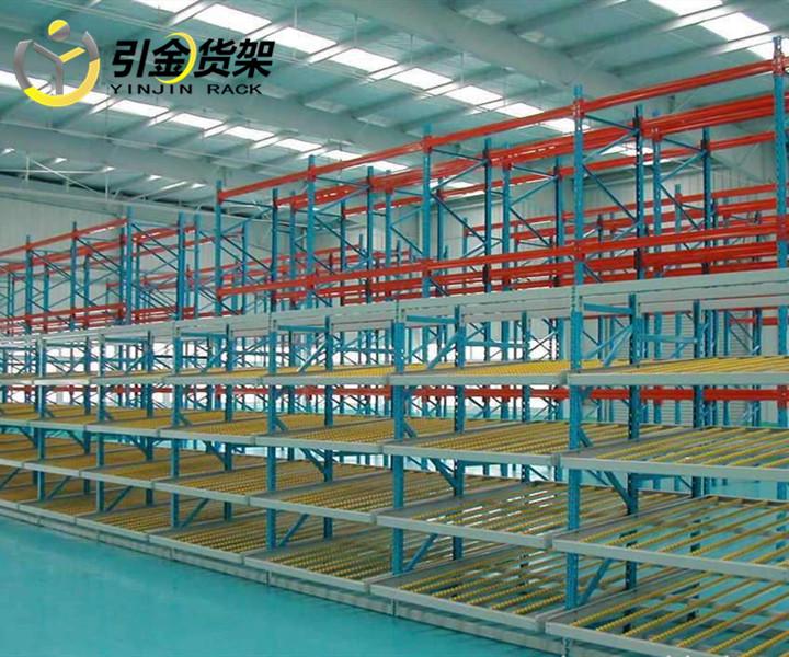 流利式货架和常规�货架的区别,青岛仓储货架厂家为您深度解析