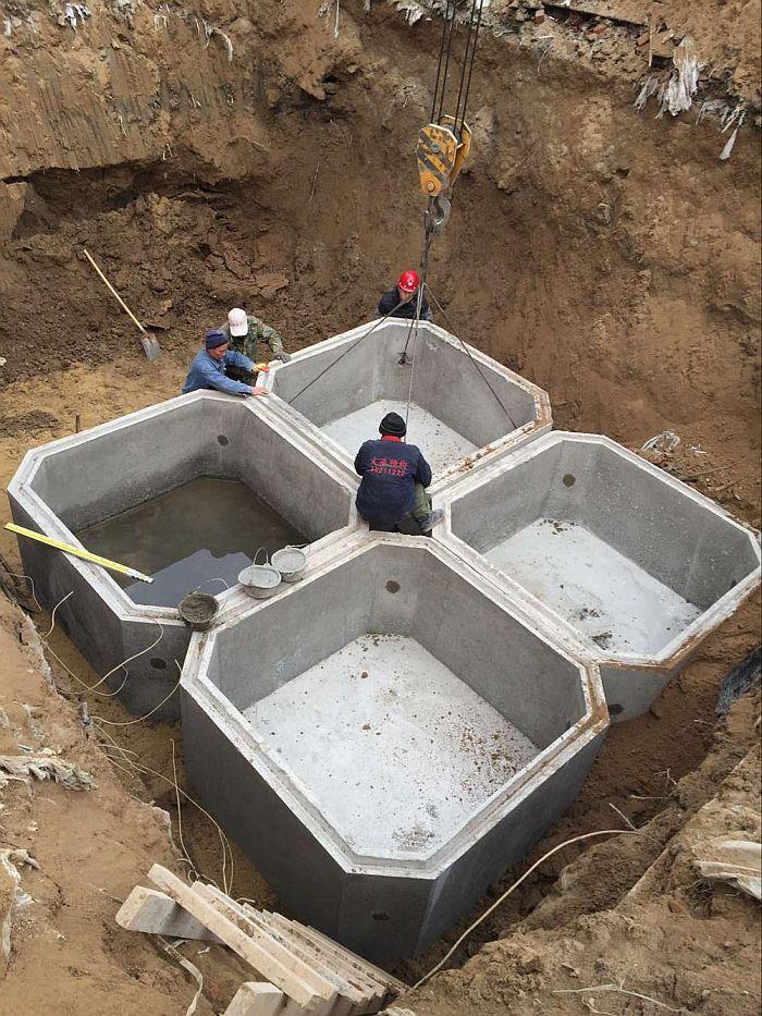 郑州组合化粪池厂家 河南组合化粪池价格