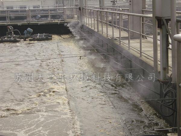 苏州专业的污水厂除臭废气处理 污水厂废气处理服务