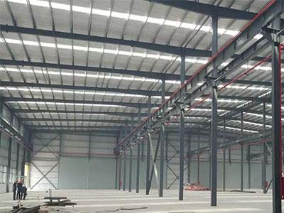 研发展厅,并专门设立厦门杭景钢结构有限公司研发智能移动轻钢别墅