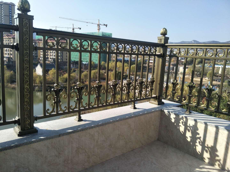 潍坊优质的操场铁艺护栏提供商——操场铁艺栅栏厂家