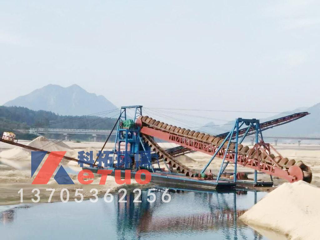 推荐质量好的挖沙船-挖沙淘金设备