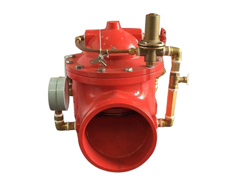 泉州减压阀哪家好_减压阀好么-福建省金扇消防设备-图片