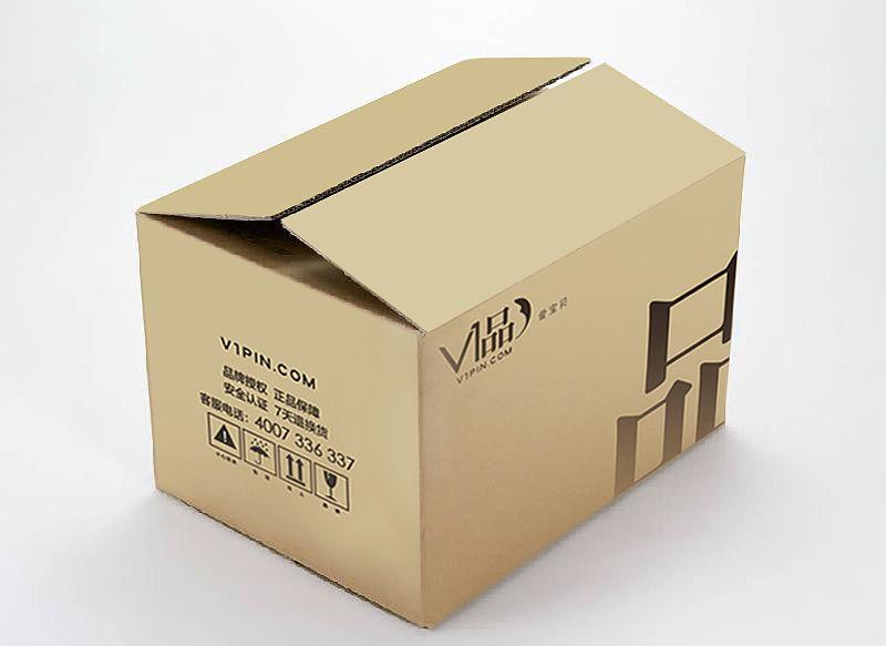 好看的纸箱设计