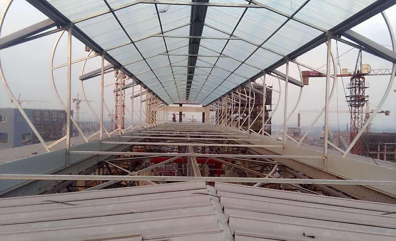 【中东建筑】烟台钢结构 烟台钢结构厂房安装 烟台钢结构加固