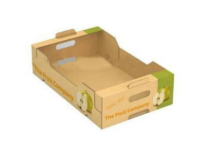手提水果包装纸箱定制 有品质的水果纸箱定制服务