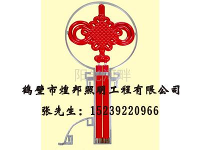 鹤壁LED中国结专业提供商 led灯笼