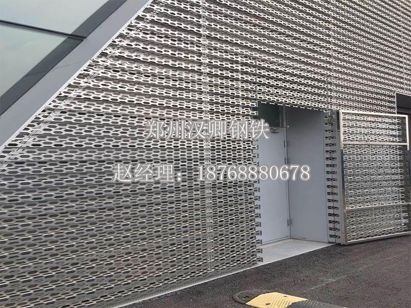 郑州价位合理的铝板冲孔供应商当属郑州汉卿钢铁_郑州铝板冲孔加工