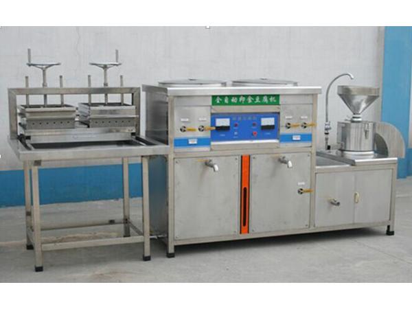 绿兴食品机械提供好的豆腐机_山东豆腐机厂家