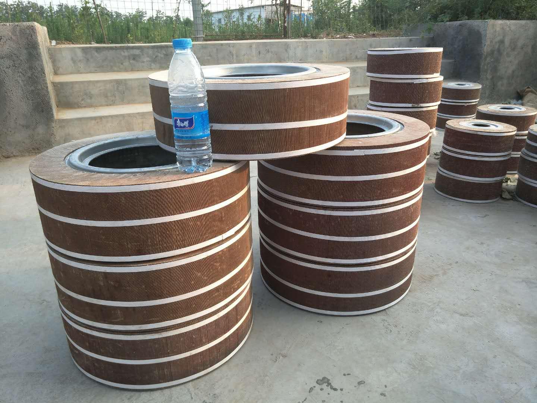 郑州欧克磨料磨具——专业的大型千页轮提供