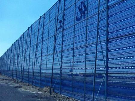 宁夏防风抑尘板设计-银川防风抑尘板