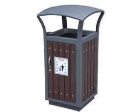 钢木垃圾桶制造商,买钢木垃圾桶上哪好