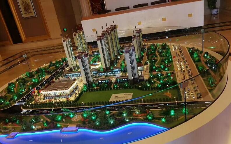 北海建筑模型沙盘公司——广西专业的南宁户