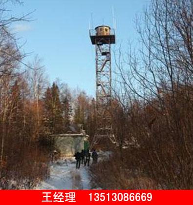 森林火情监控塔型号-实惠的森林火情监控塔当选润达