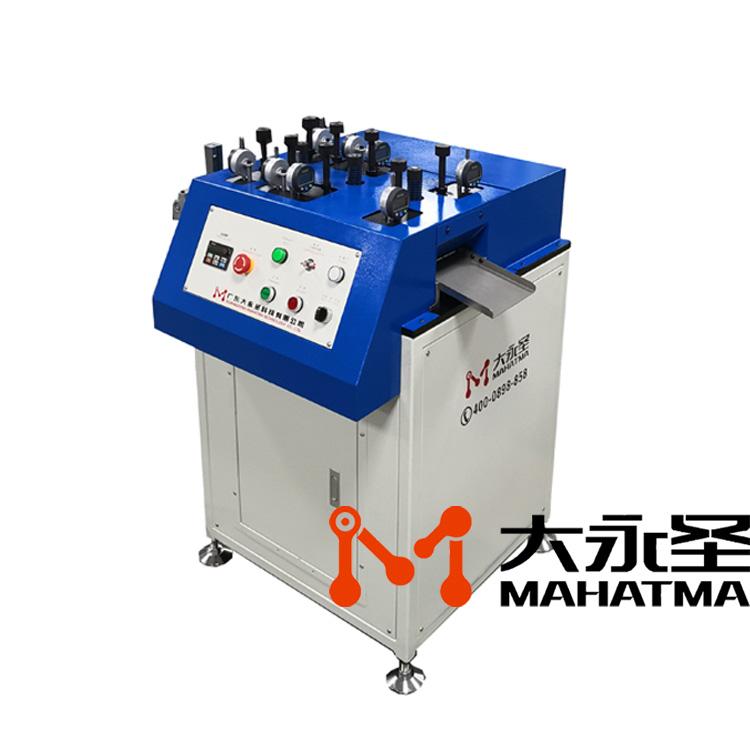 隔热铝合金材料整平|玛哈特提供有品质的四重式精密整平机