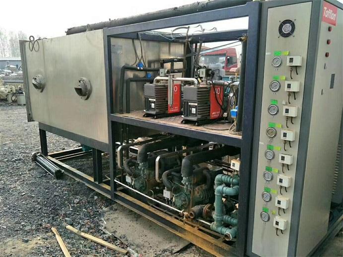 济宁回收二手真空冷冻干燥机公司推荐_本地的回收二手冻干机