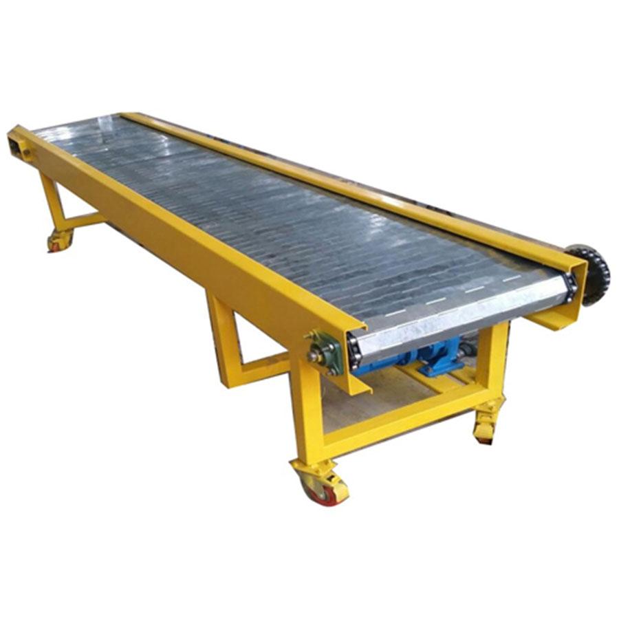 供应山东质量优良的网带输送机 链板传送设备厂家直销