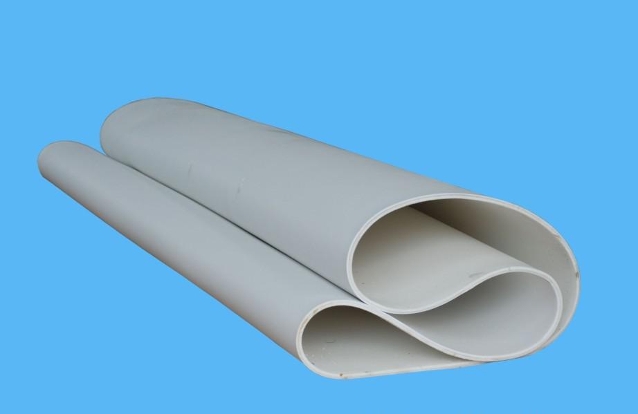 食品白色耐油pu输送带 宁波哪里有供应质量好的输送带